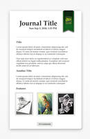Bookmark Journal