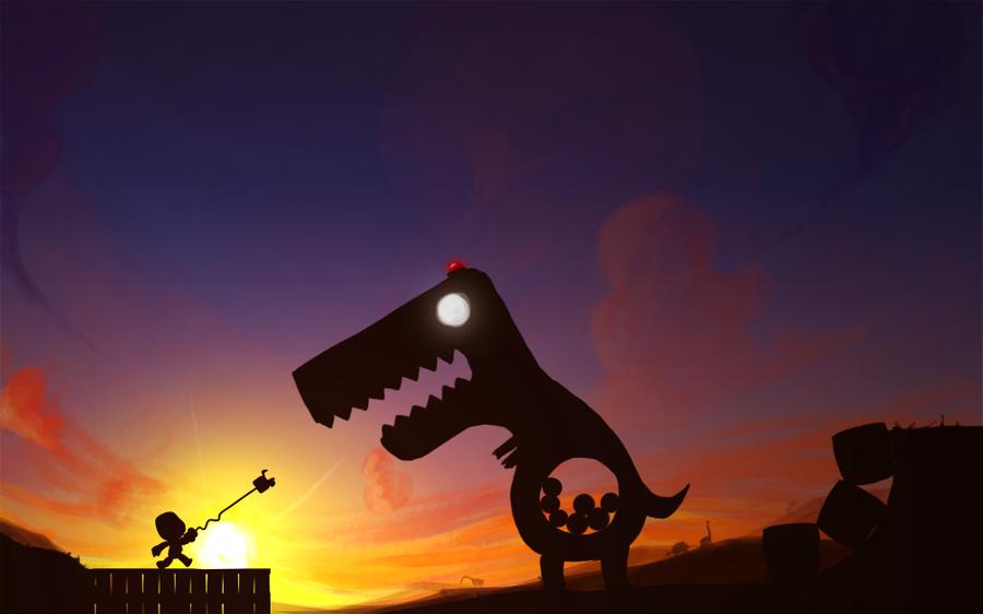 LittleBitPrehistoric by mushir