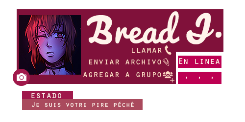 Bread J, GB Chat by Utasita1225