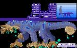 Great Blue Slimeslinger