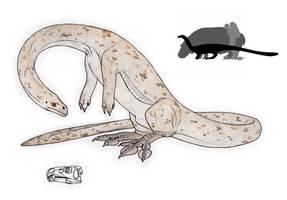 The Living Dinosaurs: Mokele Mbembe by Pterosaur-Freak