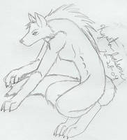 Werewolf by phantom-prince