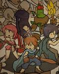Eremidia: Dungeon! Artbox