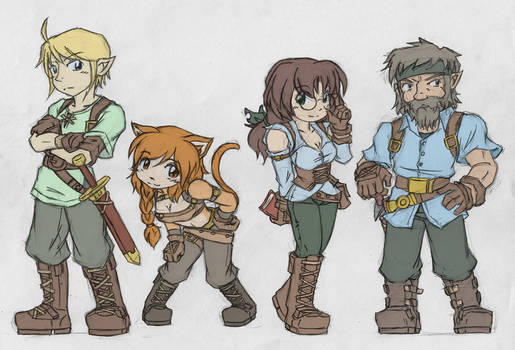 Scouts by foresteronly