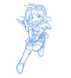 Scout ~WIP~ by foresteronly