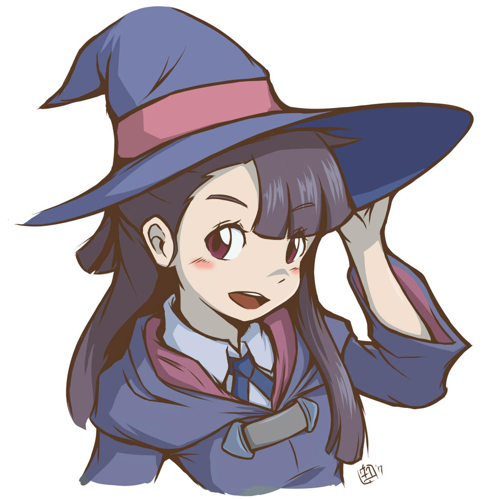 Akko by foresteronly