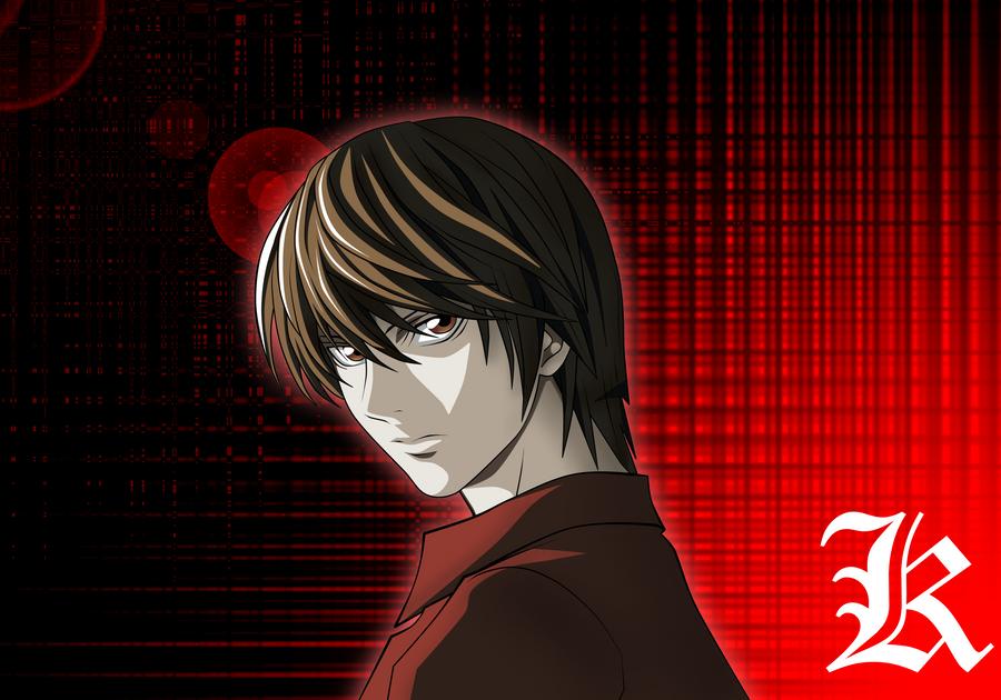 death note anime kira - photo #9