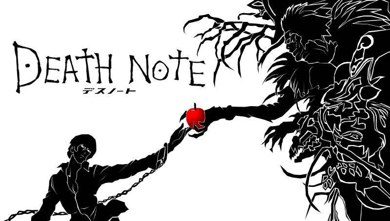 Death Note Portada de Trabajo by TheManuMasters