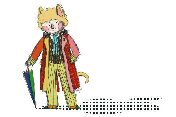 Catty by ChosenDragonsTask