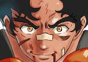 Megalo Box: Joe's fury