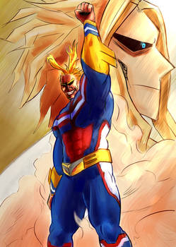 All-Might: The Greatest Hero