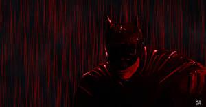 Robert Pattinson as Bruce Wayne / Batman
