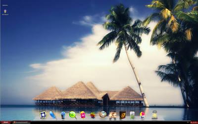 Desktop 11.07.2010 by Speedz0r