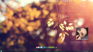 My desktop 28-03-2016