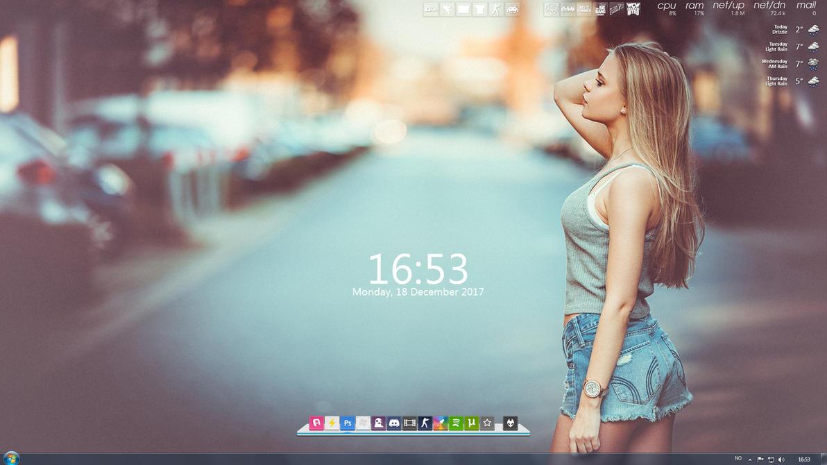 My desktop 18-12-2017 by Speedz0r