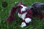 LIFESIZE adorable fantasy bunny