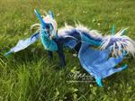 Accurin the Blue dragon