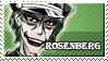 Rosenberg stamp by BubblegumBloo
