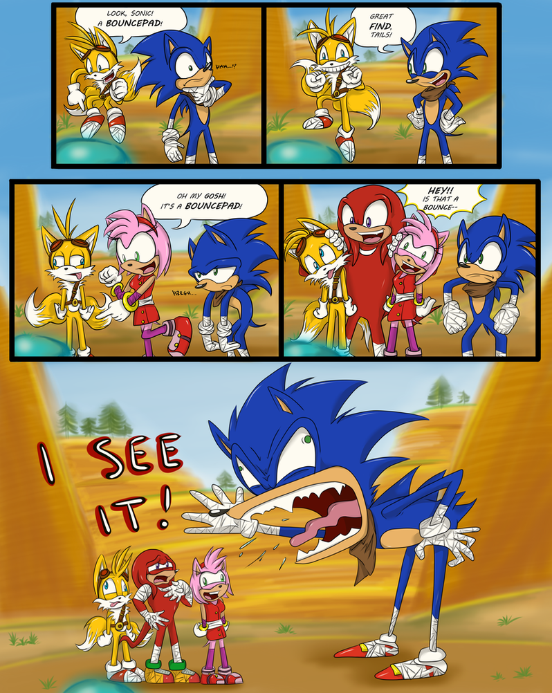 Sonic Fail : 23 - That Looks Useful by RiotaiPrower
