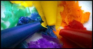 RAINBOW CRAYONS by Gay-community-free