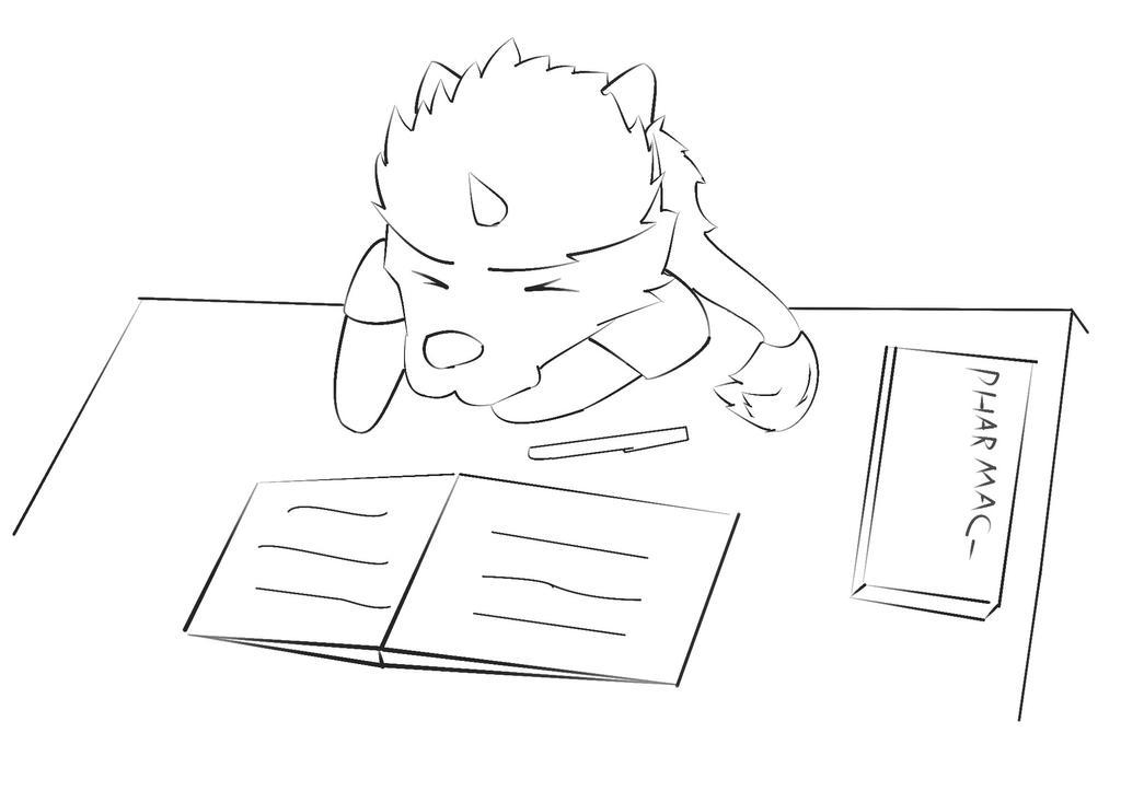 Study by SilverWolfXZ