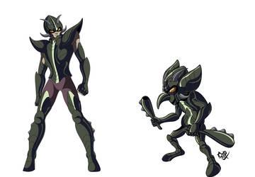 Goblin Specter by Cerberus-rack