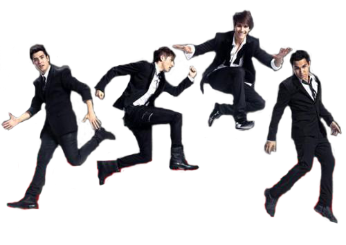 PNG Big Time Rush Elevate by BettiiyRusher