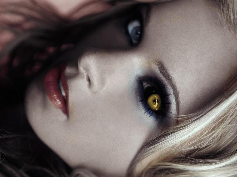 Demonic Eye by XeroDG