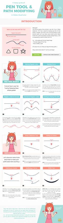 Pen Tool Teeny Guide