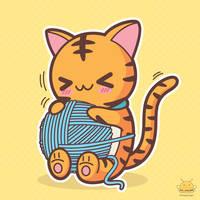 Kitty n' Yarn
