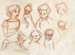 peter pan sketches