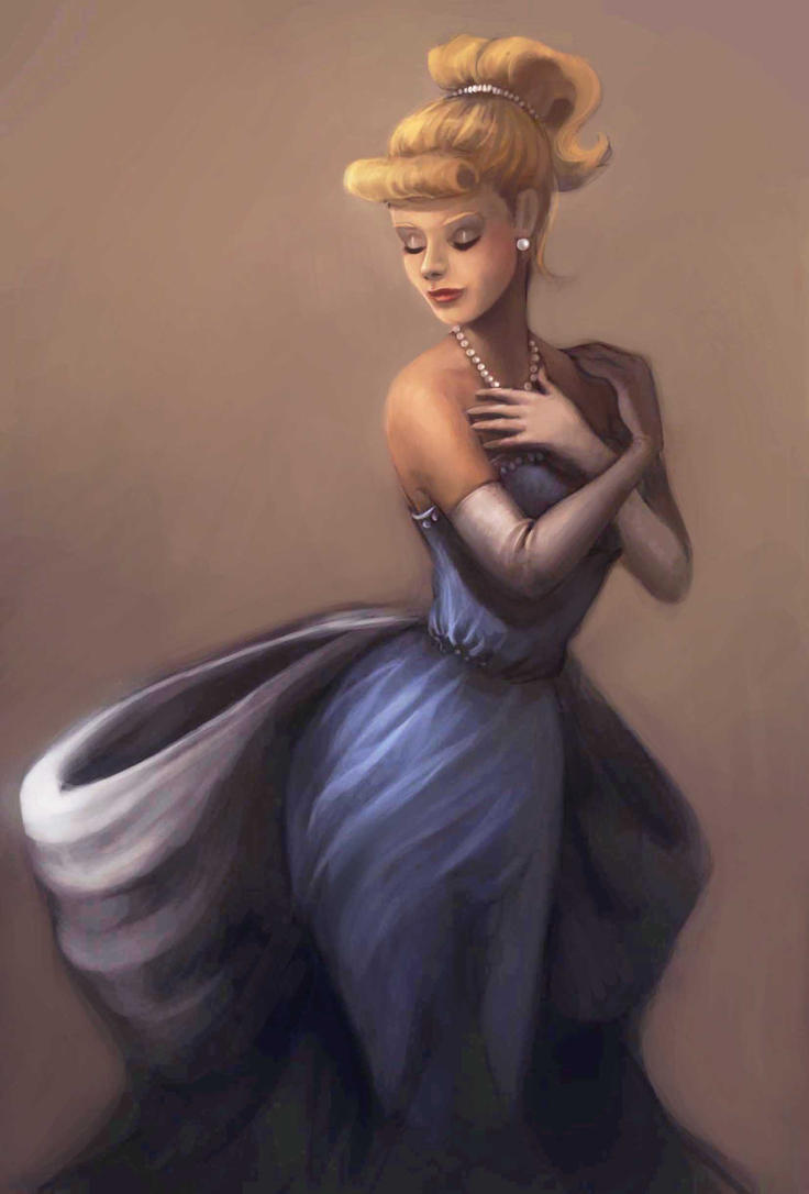 Designer Cinderella by winderly