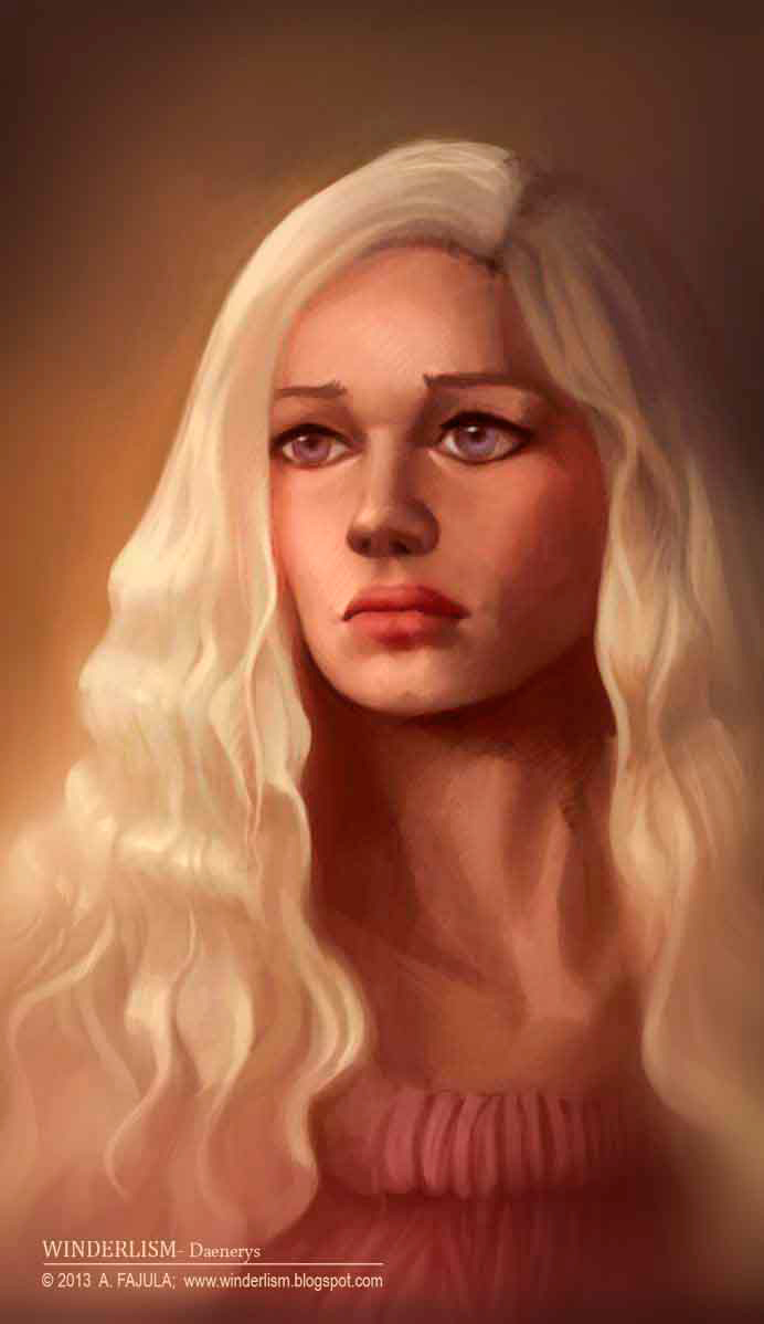 Daenerys by winderly