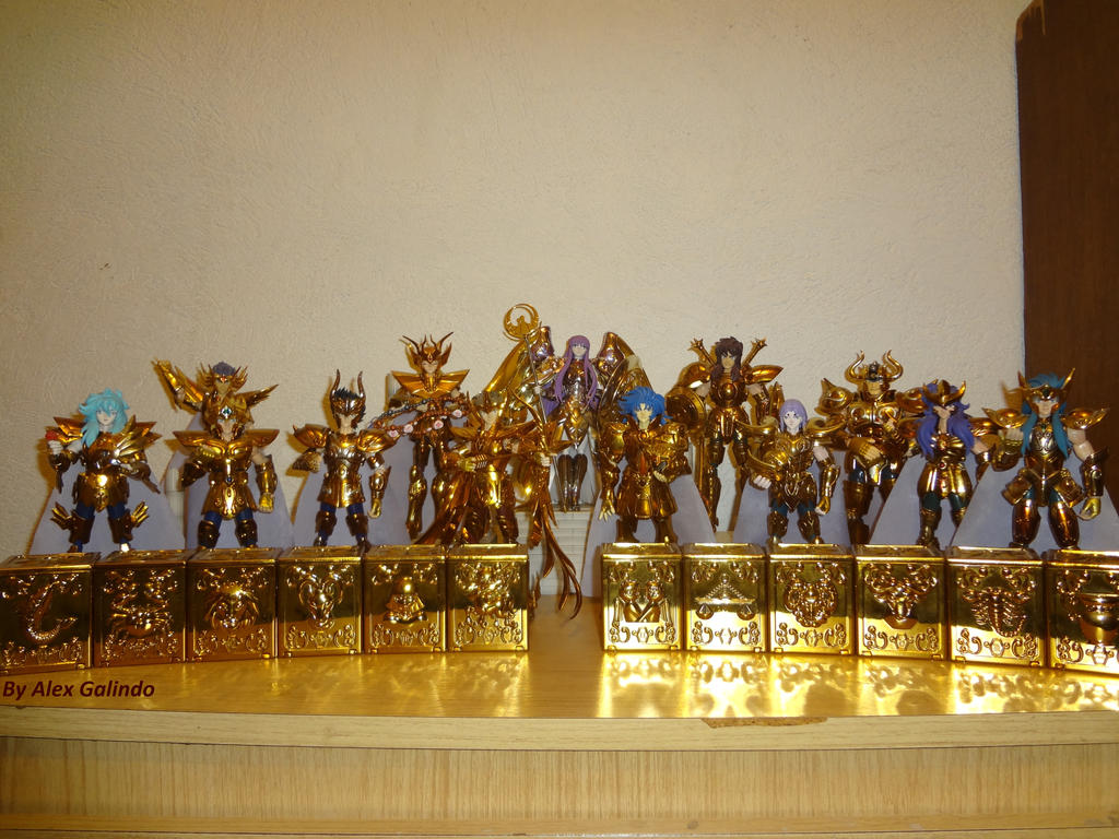 Myth Cloth Athena Gold Saints Pandora Box By Aioros87 On