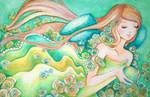 water roses by heatherschultz86