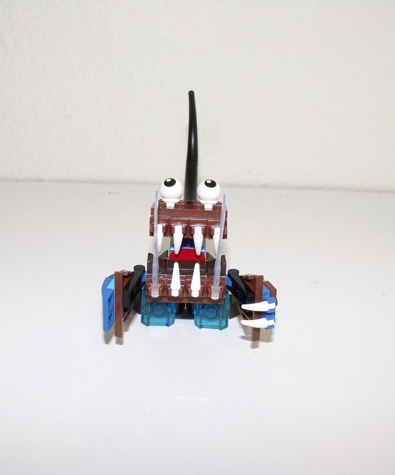 LEGO Mixels Moc-Frostbite By Sonic-Psych On DeviantArt