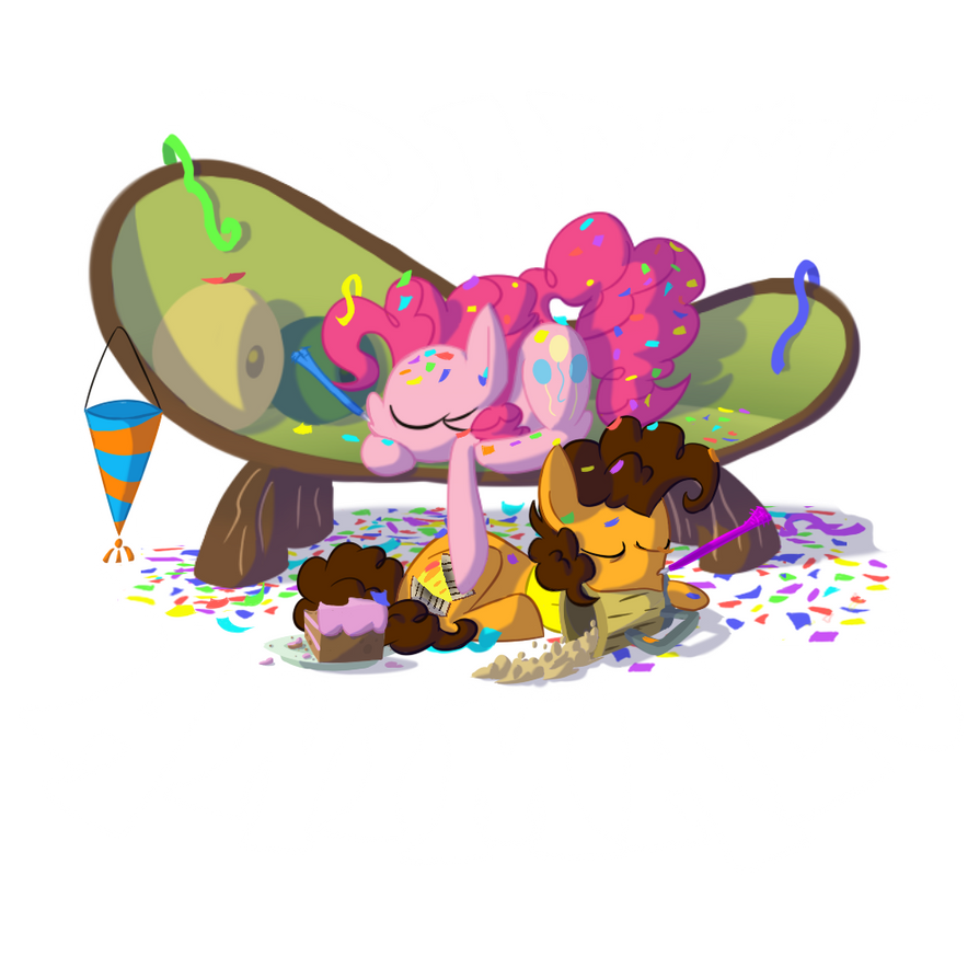 We Love Fine Contest Entry (Party Animals) by Animation100