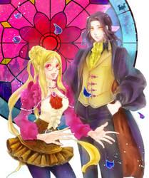 Castlevania Grimoire of Souls Fan Art by colinky-X