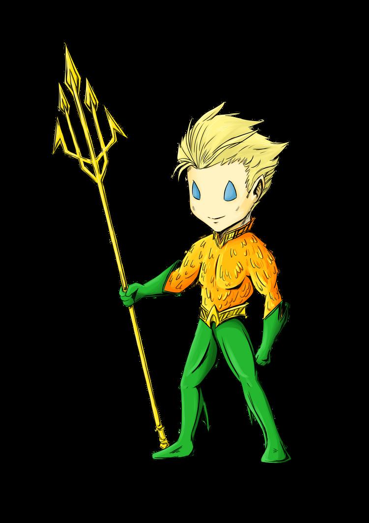 Aquaman By LittleScarecrow On DeviantART