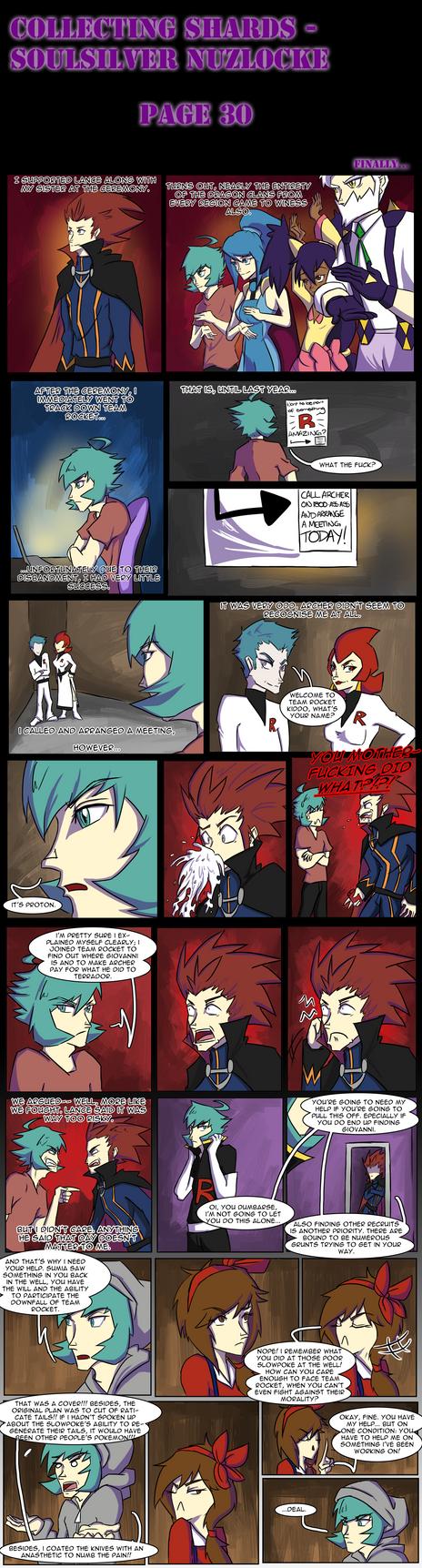 Page 30 - SoulSilver Nuzlocke by LittleScarecrow