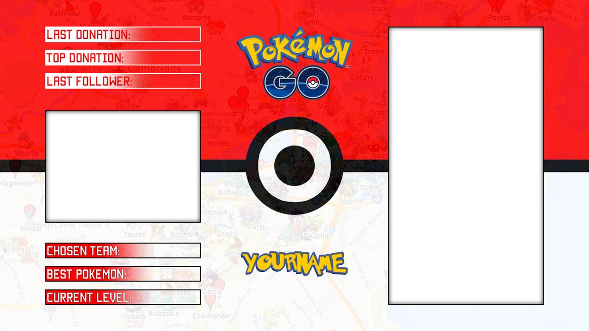 Pokemon Go Twitch Overlay by twitch-overlay