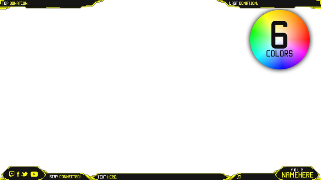 CMD Overwatch Overlay Download by twitch-overlay