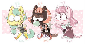 Anthro kids adopts set price [OPEN2/3]