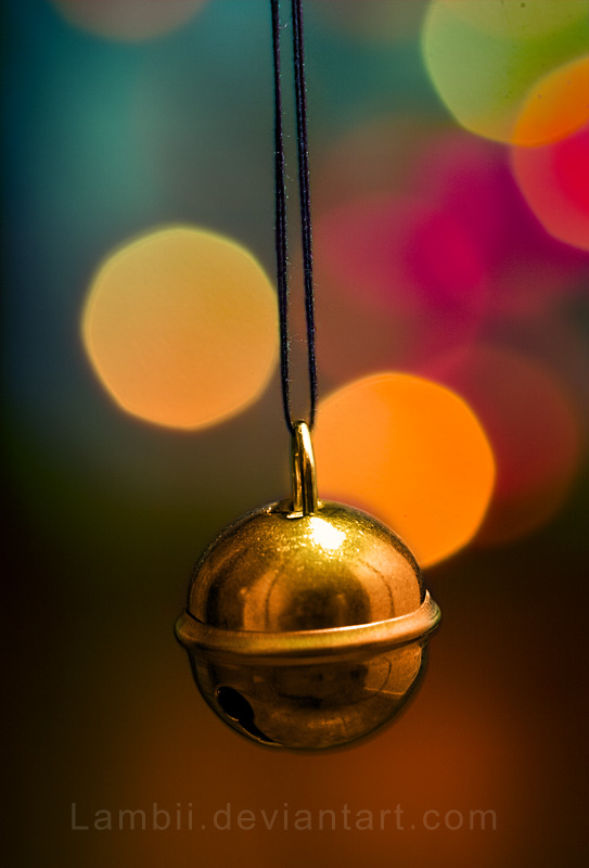 Jingle bell by Lambii