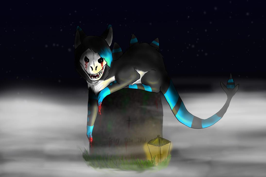 Halloween FAP - Reen by CaledonCat