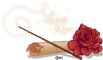 Lumos Rose signature by RhynnCollins