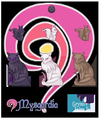 Mysgardia: Luxsol by RhynnCollins