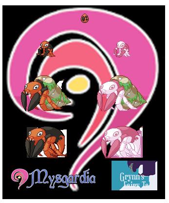 Mysgardia: Scuttler by RhynnCollins