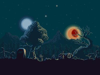 Teruteru Soar! background by RhynnCollins