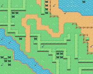 Random RPG map